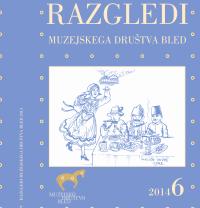 Razgledi 2014 v Urah kulture na Radiu Triglav in slikanje z Anjo Bunderla
