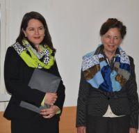 Večer z Muzejskim društvom Bled – Življenje in delo dr. Marje Boršnik (7. januar 2016) MALA SEJNA V FESTIVALNI DVORANI