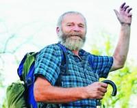 Večer z MD Bled: Vido Kregar – Peš do Nikolaja Kuzanskega (8. november 2018 ob 18.30 uri)